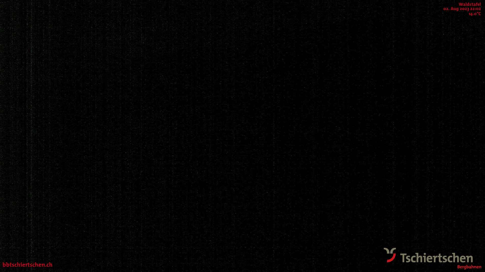 Tschiertschen Waldstafel